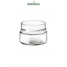 Glazen pot 106 ml Conserven met twist Off 70 XDeep monding