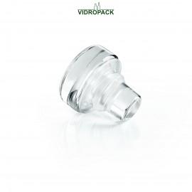 Vinolok glas Grifkorken klar High Top 18.2 mm