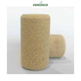 Wine stopper cork 44x24mm