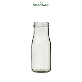 150 ml Weithalsflasche Twist Off 43 Verschluss Mündung