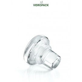 Vinolok glas stoppers 17.5 mm clear Low Top