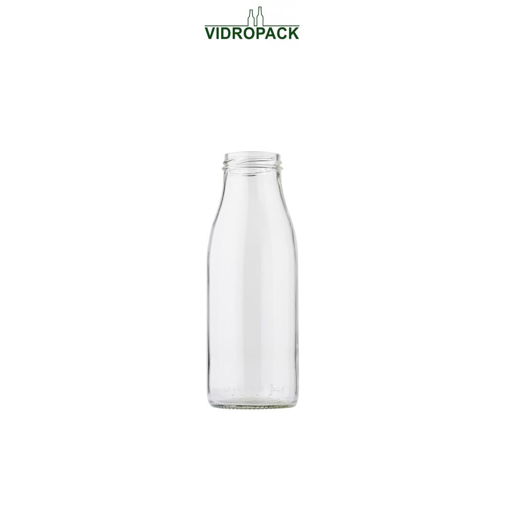 500 ml saftflaske klar til twist off 48 skruelåg