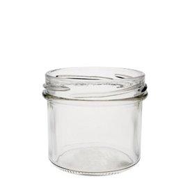 125 ml jar flint twist off 66 finish