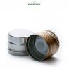 Aluminum screw cap (ROPP) PP31,5 (31,5x24mm) with plastic pourer