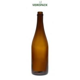 750 ml Bier Belgien Brown CC29