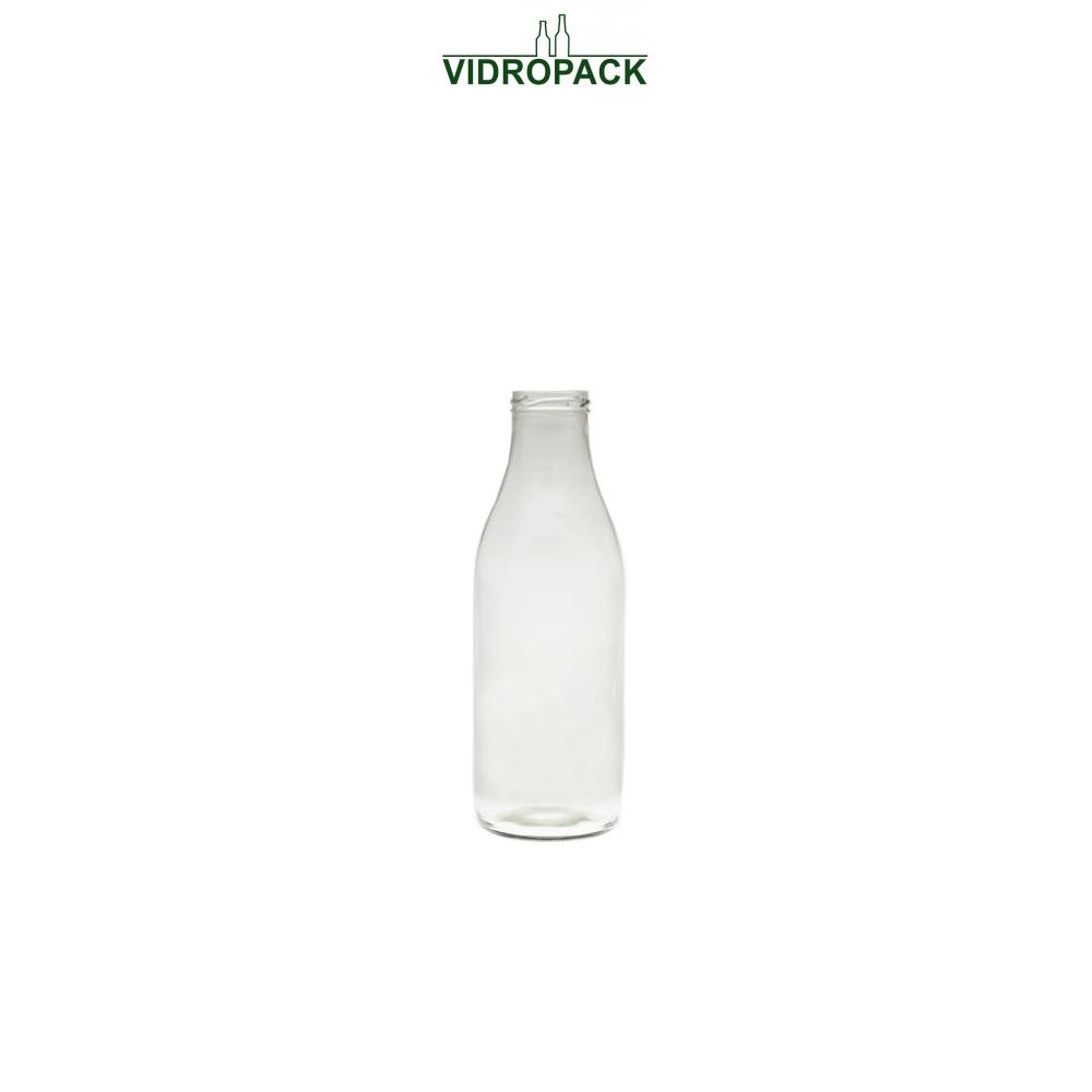 1000 ml juice bottle flint finish twist off 48