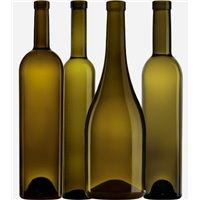Burgunderflasche - Kaufen Sie Burgunder Weinflaschen bei - Vidropack.com