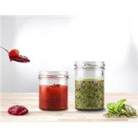 Jars - buy tapered jars at - Vidropack.com